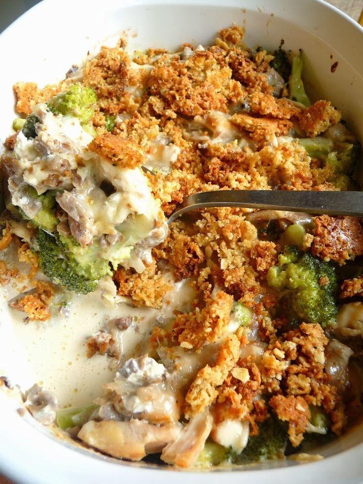 ... chicken divan broccoli chicken cooked chicken ground almonds cream of