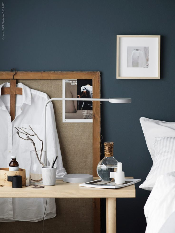 386 best IKEA Schlafzimmer u2013 Träume images on Pinterest Wall - schlafzimmer wei ikea
