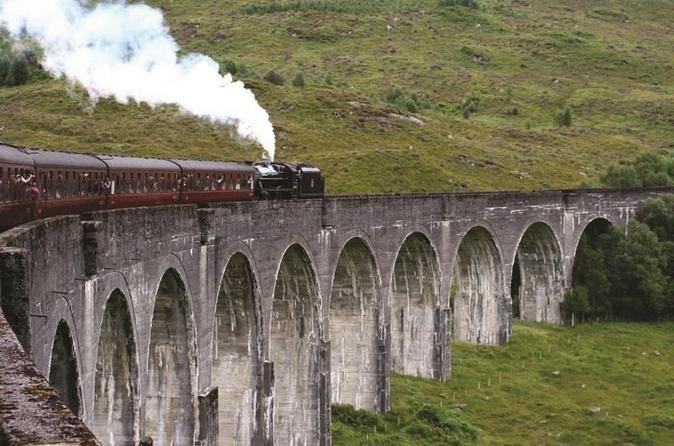 3-Day Isle of Skye and Scottish Highlands Tour from Edinburgh Including 'Hogwarts Express' Ride, Edinburgh