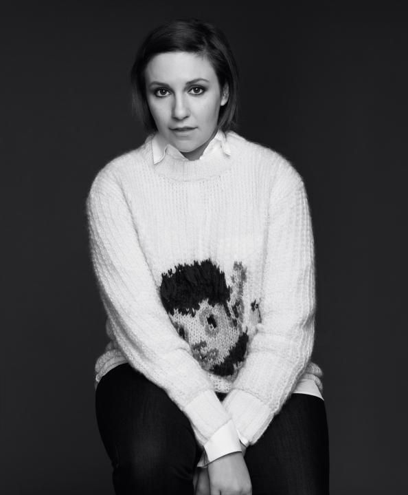 Lena Dunham On Eloise And Her First Tattoo  #InStyle
