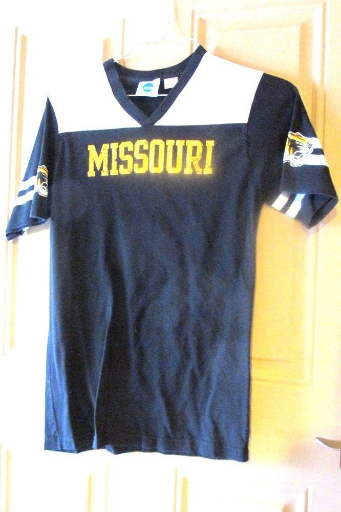 NCAA University of Missouri Tigers Athletic Shirt Mizzou  #Outerstuff #MissouriTigers