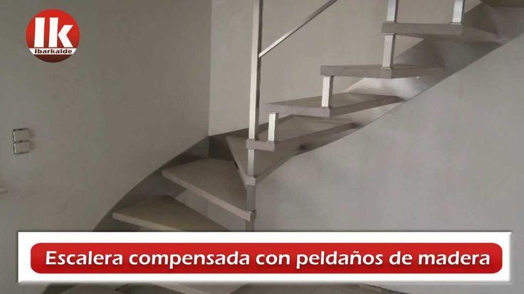 Escaleras metálicas en Gipuzkoa | Ibarkalde S.L | Escaleras de caracol, ...