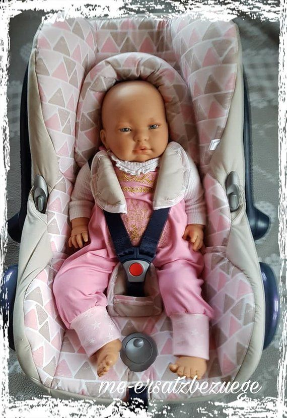 Ersatzbezug Maxi Cosi Cabriofix Babyschalenbezug Los Originales Fundas