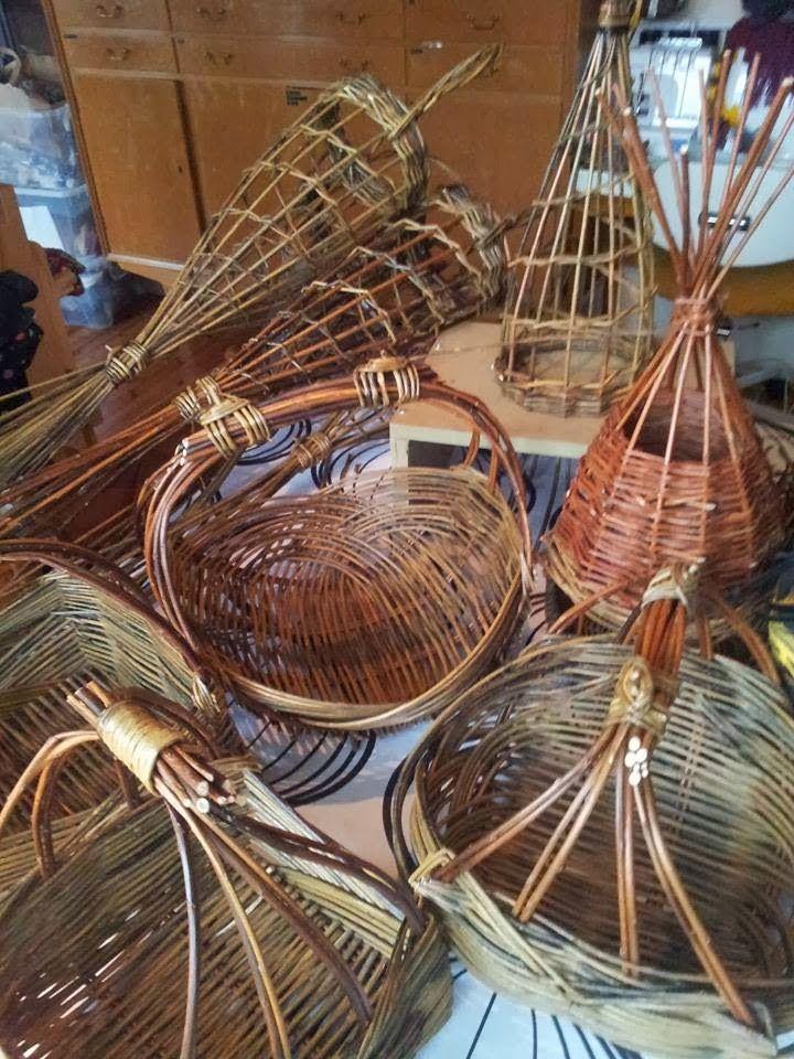 Basket Weaving Essay : Best wiklina images on basket weaving