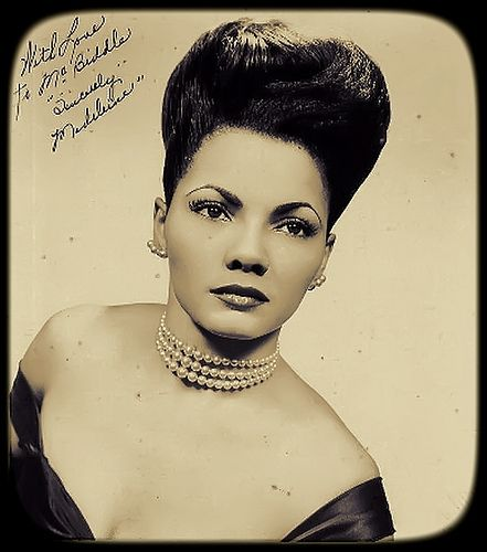 "Madeline Jackson aka ""Sahji"" was a stunning 1940′s exotic shake dancer. Little is know about her life but these snippets are left behind. She even graced the cover of Jet magazine announcing her career change to singing. While there is no known footage of her singing, there is video of her sultry dancing."