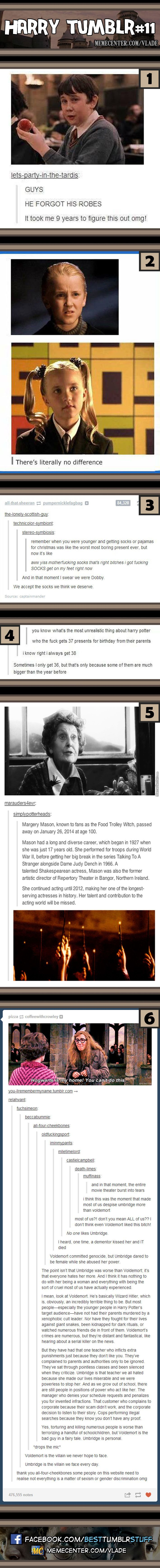 I never thought about the fact that she was a woman. Just that, man, I hated her.