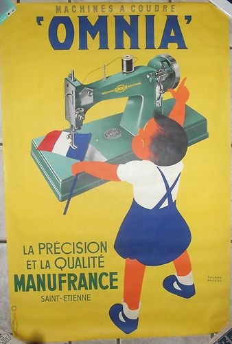 249 best manufrance distribution saint tienne france for Machine a coudre omnia