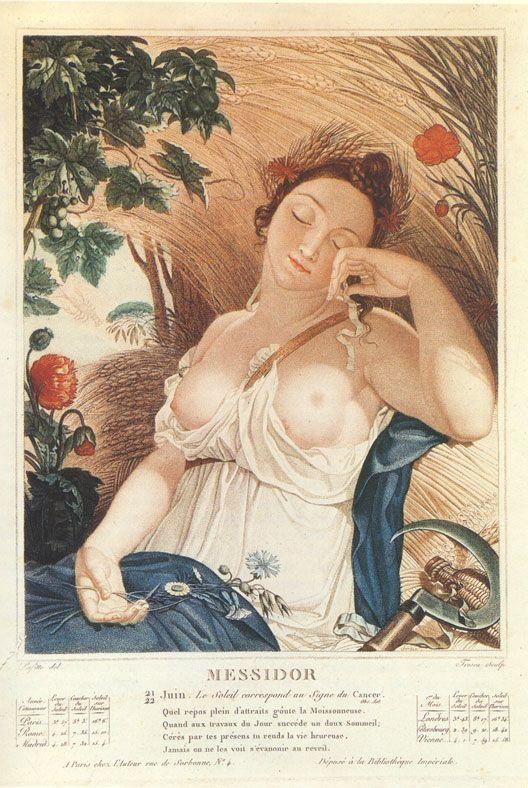 Le « calendrier des Français » - Convertisseur révolutionnaire - Herodote.net