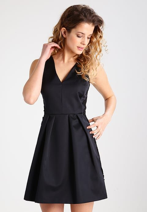 Miss Selfridge Petite Cocktailkleid / festliches Kleid - black - Zalando.de