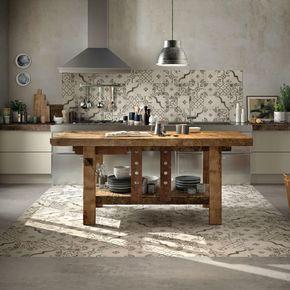 Oltre 25 fantastiche idee su piastrelle da cucina su - Cucina seconda mano biella ...