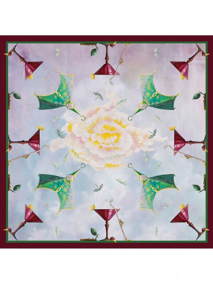L'equilibre scarf – Hamid Nicola Katrib