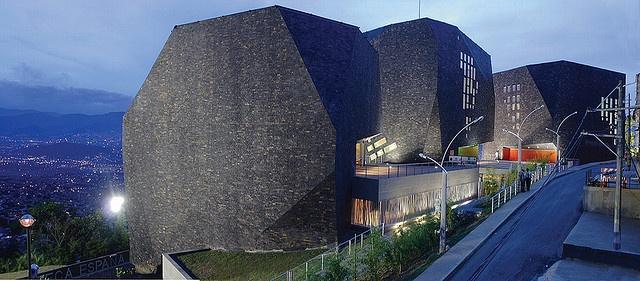 Parque biblioteca España, Medellin, Colombia ¿A ti qué te gusta de Medellín?