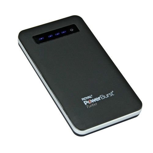 Royal Power Burst 11000mAh Portable Rechargeable Battery Products I Love Pinterest