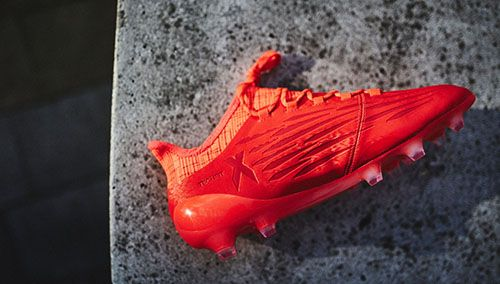 Adidas X 16.1 with Solar Red Part of Light Boots