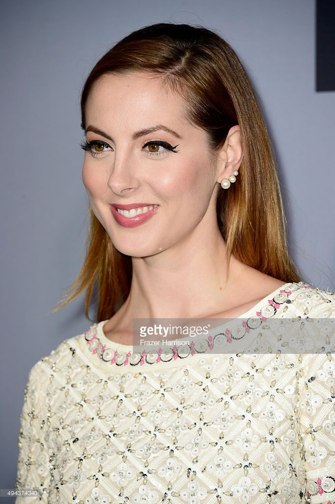 Actress Eva Amurri attends the InStyle Awards at Getty Center on October 26, 2015 in Los Angeles, California.