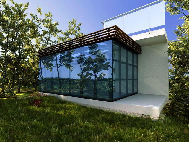 - ogrody zimowe, oranżerie,  werandy   -  wintergarden   - conservatory    www.alpinadesign.pl