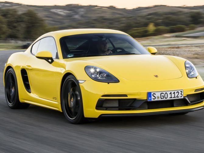 Porsche 718 Cayman GTS may disappoint on noise, but nothing else Is the lack of …