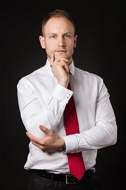 Business portrét - fotograf, galerie, cena | Fotoateliér Praha