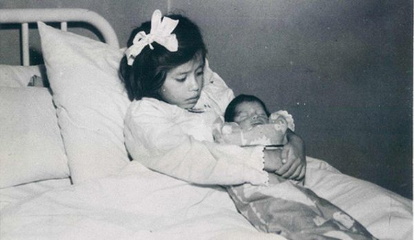 This pregnant child story is not a hoax, though it sure is hard to believe. At five-years-old, Lina Medina gave birth to a baby boy.
