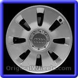 Audi A6 2004 Wheels & Rims Hollander #58734 #Audi #A6 #AudiA6 #2004 #Wheels #Rims #Stock #Factory #Original #OEM #OE #Steel #Alloy #Used