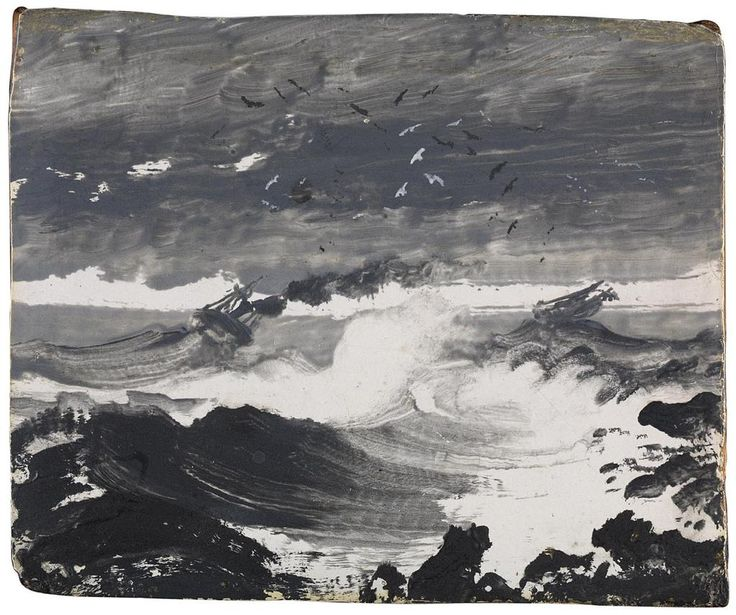 Peder Balke at National Gallery