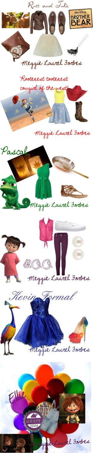 """Disney"" by i-am-meggiepie on Polyvore"