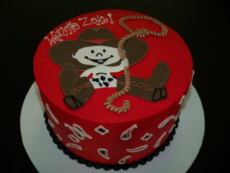 little cowboyt cake - - Yahoo Image Search Results