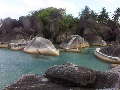 Alif Stone Park, Natuna #Indonesia