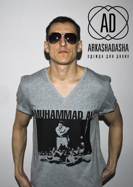 Мухаммед али футболка