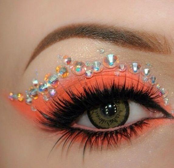 Best 25 Crazy Eye Makeup Ideas On Pinterest Schminken