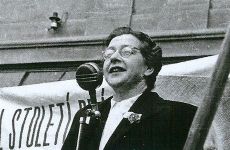 Milada Horáková v roce 1946. | na serveru Lidovky.cz | aktuální zprávy