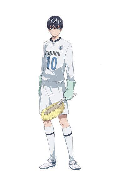 Cleanliness Boy! Aoyama-kun Anime Reveals Main Cast July 2 Premiere