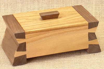 Artistic box  | Dovetail Box ----->>> Checkout #craftpro #router #cutters by #Woodfordtooling Woodworking Tools and Machines UK. http://www.pinterest.com/woodfordtooling/craftpro-router-cutters/