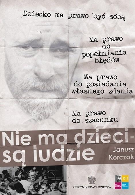#Dziecko też człowiek - Janusz #Korczak miał rację. Nie ma dzieci, są ludzie - podsumowuje Rzecznik Praw Dziecka, Marek Michalak, wypowiedzi występujących w spocie dzieci. Chłopcy i dziewczynki w różnym wieku, bawiąc się, wygłaszają poważnym tonem wypowiedzi o swoich prawach: do własnego zdania, do szacunku, do bycia sobą; http://www.kampaniespoleczne.pl/kampanie,2535,dziecko_tez_czlowiek