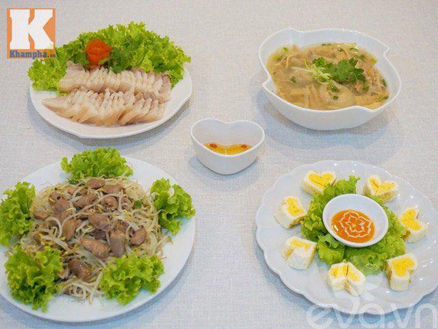 Ngon mê với bữa cơm chiều 4 món - http://congthucmonngon.com/153176/ngon-voi-bua-com-chieu-4-mon.html