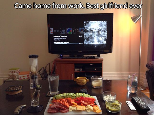 22 Markings Of An Awesome Girlfriend
