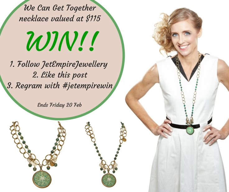 We have a comp happening over on Instagram! www.instagram.com/jetempirejewellery