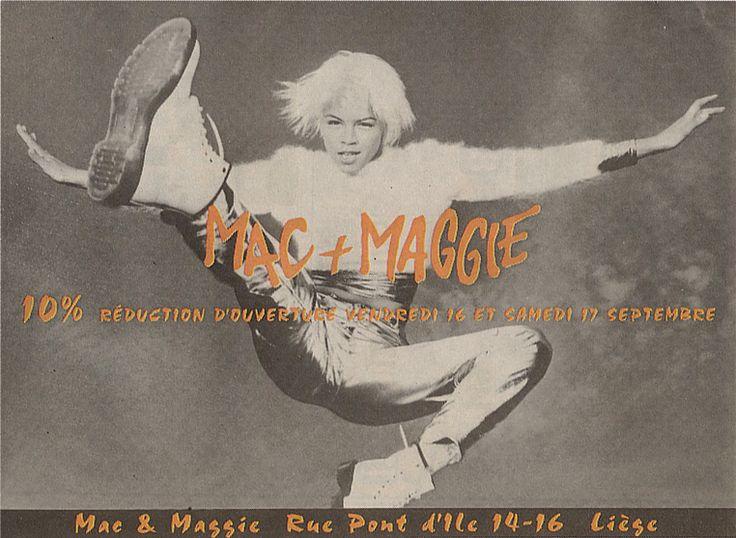 mac & maggie