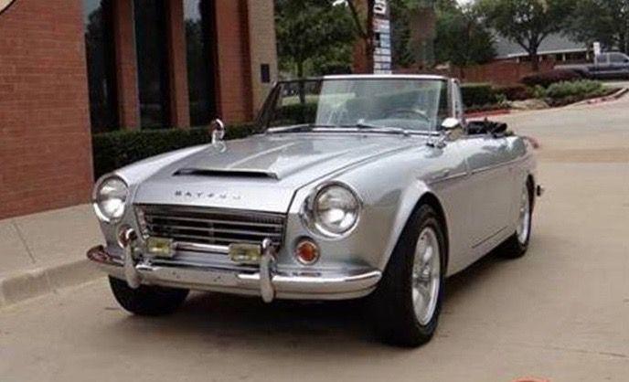 After 7 Years 1967 Datsun 1600 Is For Sale Again In Texas Datsun Roadster Datsun 1600 Datsun