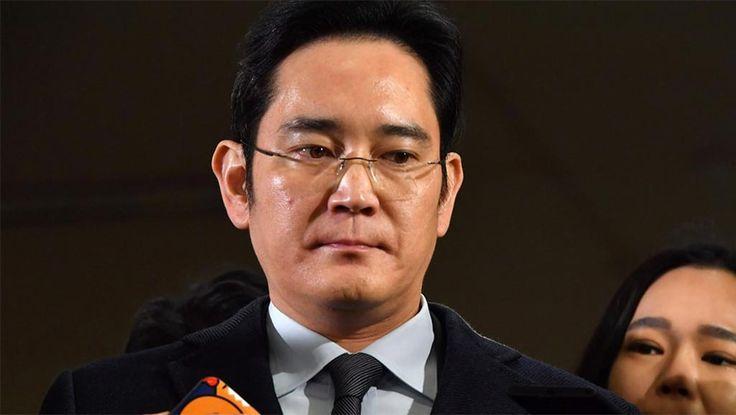 Corea del Sur en vilo por una posible condena al heredero de Samsung - Diario Hoy (Argentina)