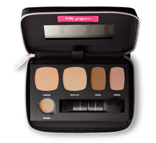 Bare Minerals Ready To Go Complexion Perfection Kit for Fall 2013, perfect to stick in your purse!