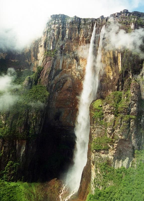 Dark Roasted Blend: Angel Falls: The World's Highest Waterfall