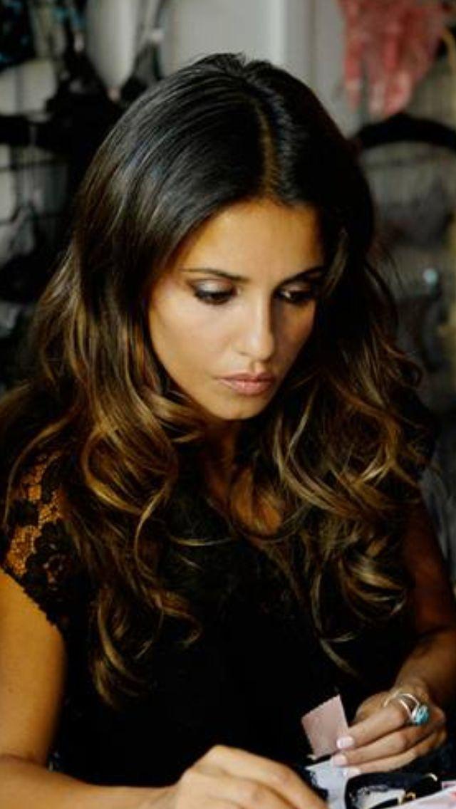 monica cruz ombre | HairStyles | Pinterest | Monica Cruz ...