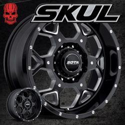 SOTA Offroad Wheels | Aftermarket Truck Rims | Custom Offroad Wheels