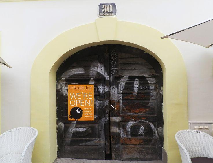 INKUBATOR GALLERY  - #Croatian #art #gallery #discover #young #artists  http://www.insightdesignguide.com/souvenirs/galerija-inkubator/