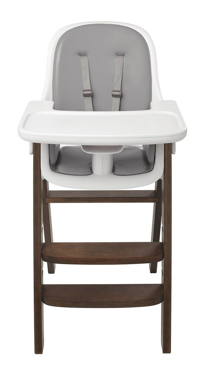 OXO Tot Sprout High Chair Gray/Walnut