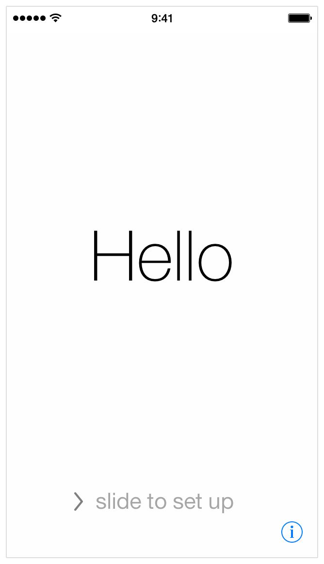 iOS: archiwizowanie danych i konfigurowanie urządzenia jako nowego