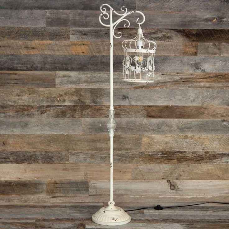 Metal Birdcage Floor Lamp in 2020 Floor lamp, Lamp