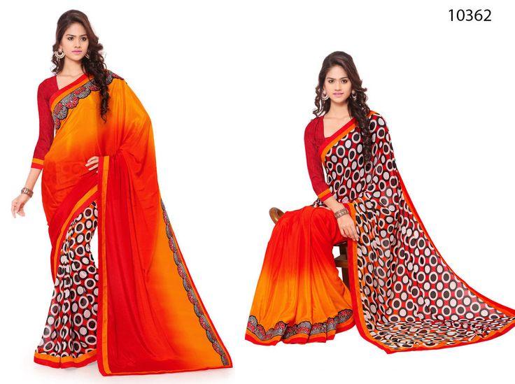 Wedding Indian Designer Saree Bollywood Sari Pakistani Traditional Ethnic Mudra…