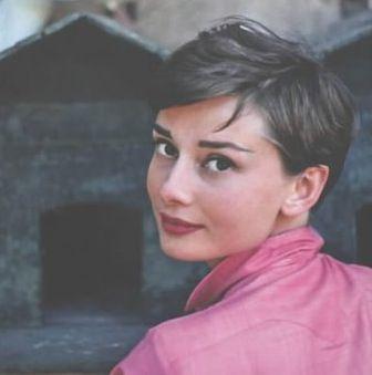 Audrey Hepburn style icon